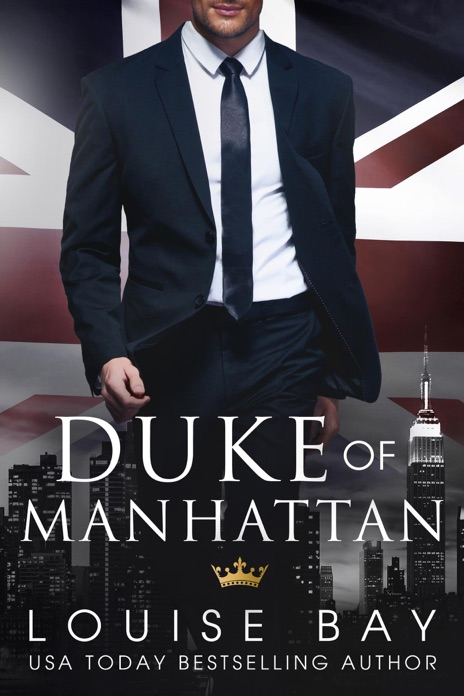 Duke of Manhattan Louise Bay Book