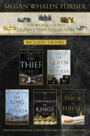 WORLD OF THE QUEENS THIEF COLLECTION