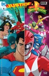 Justice LeaguePower Rangers 2017- 1