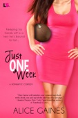 Just One Week - Alice Gaines Cover Art