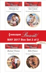 Harlequin Presents May 2017 - Box Set 2 Of 2