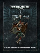 Warhammer 40,000: Dark Imperium - Games Workshop Cover Art