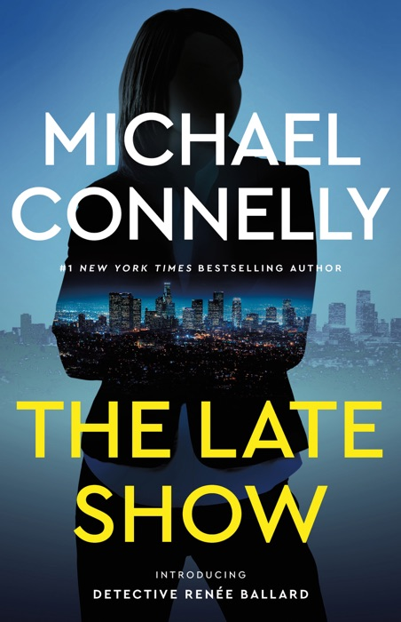 The Late Show Michael Connelly Book