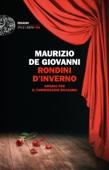 Maurizio De Giovanni - Rondini d'inverno artwork