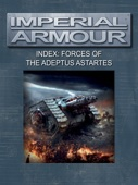 Imperial Armour Index: Forces of the Adeptus Astartes - Games Workshop Cover Art