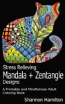 Stress Relieving MandalaZentangle Designs