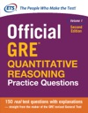 Official GRE Quantitative Reasoning Practice Questions Second Edition Volume 1
