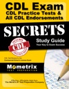 CDL Exam Secrets  CDL Practice Test  All CDL Endorsements Study Guide