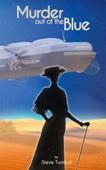 Steve Turnbull - Murder out of the Blue  artwork