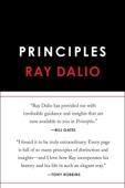 Ray Dalio - Principles artwork