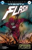 The Flash (2016-) #28 - Joshua Williamson & Carmine Di Giandomenico Cover Art