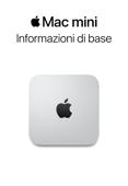 Informazioni di base su Mac mini