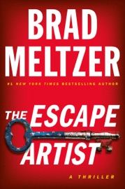 The Escape Artist - Brad Meltzer Book
