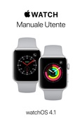 Manuale utente di Apple Watch