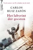 Carlos Ruiz Zafón - Het labyrint der geesten kunstwerk