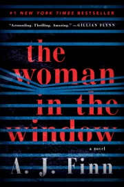 The Woman in the Window - A. J. Finn Book