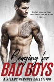 Willow Winters, Lauren Landish, Crystal Kaswell, Bella Love-Wins, Alexis Abbott, Vivian Wood, Tabatha Kiss, Aubrey Irons, Athena Wright, KB Winters, Kylie Walker, Holly Hart & Sierra Rose - Begging for Bad Boys artwork