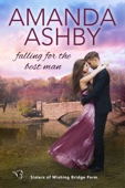 Falling for the Best Man - Amanda Ashby Cover Art