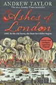 Andrew Taylor - The Ashes of London artwork