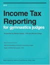 Tax Reporting For Gymnastics Judges