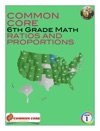 Common Core 6th Grade Math - Ratios And Proportions