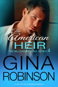 The American Heir - Gina Robinson Cover Art