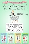 The Annie Graceland Cupcakes Cozy Mystery Series Box Set Books 1 - 4
