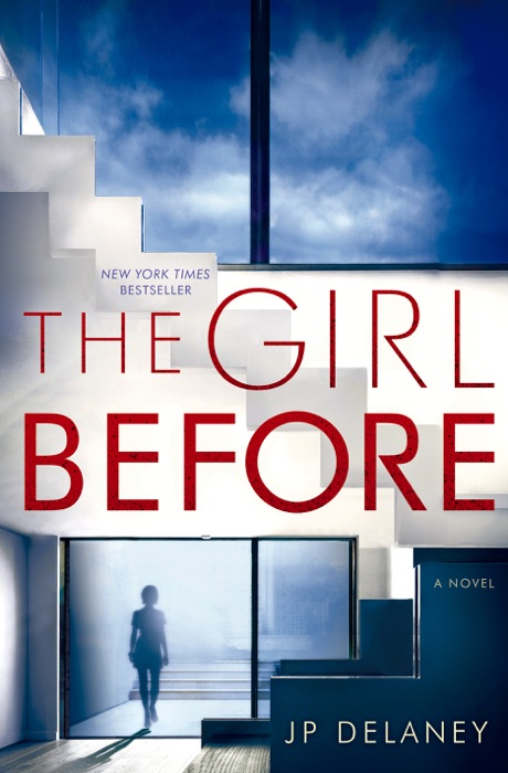 The Girl Before JP Delaney Book