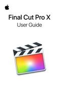 Apple Inc. - Final Cut Pro X User Guide Grafik