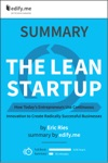 Summary The Lean Startup By Eric Ries