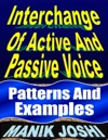 Interchange Of Active And Passive Voice