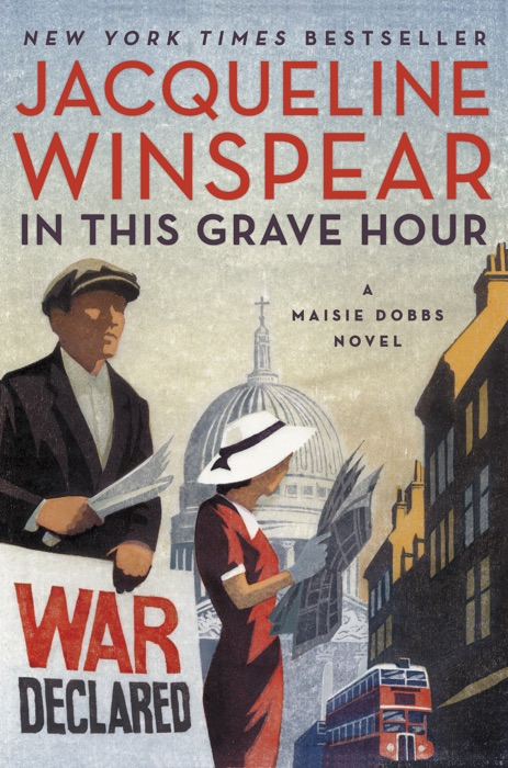 In This Grave Hour Jacqueline Winspear Book