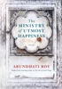 Arundhati Roy - The Ministry of Utmost Happiness  artwork