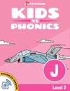 Learn Phonics J - Kids Vs Phonics Enhanced Version