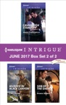 Harlequin Intrigue June 2017 - Box Set 2 Of 2