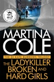Martina Cole - The DI Kate Burrows Trilogy: The Ladykiller, Broken, Hard Girls Grafik