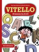 Kim Fupz Aakeson & Niels Bo Bojesen - Vitello. 28 historier fra A til Å - Lyt&Læs artwork