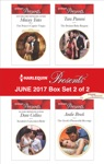 Harlequin Presents June 2017 - Box Set 2 Of 2