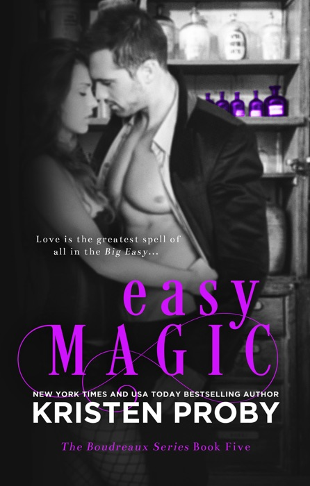Easy Magic Kristen Proby Book