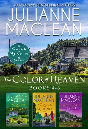 The Color of Heaven Series Boxed Set Books 4-6