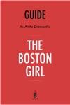 Guide To Anita Diamants The Boston Girl By Instaread