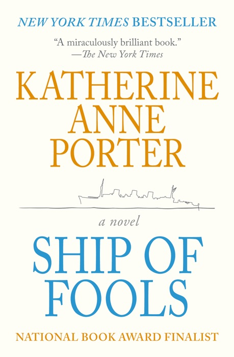 Ship of Fools Katherine Anne Porter Book