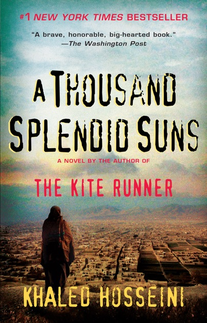 the portrayal of the life of khaled hosseini through his literary works