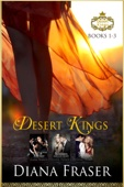 Desert Kings Boxed Set (Books 1-3)