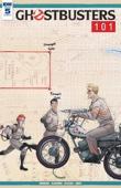 Ghostbusters 101 #5 - Erik Burnham Cover Art