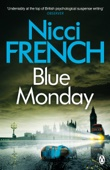 Nicci French - Blue Monday artwork