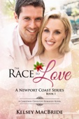 Kelsey MacBride - The Race to Love: A Christmas Christian Romance  artwork