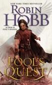 Fool's Quest - Robin Hobb Cover Art