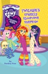 My Little Pony Equestria Girls Twilights Sparkly Sleepover Surprise