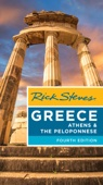 Rick Steves Greece: Athens & the Peloponnese - Rick Steves Cover Art